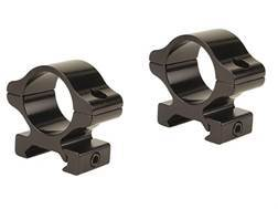 "Leupold 1"" Detachable Rifleman Rings Weaver-Style"