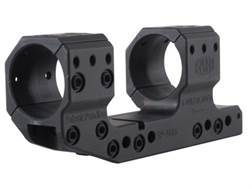 Spuhr Cantilever 1-Piece Extended Scope Mount Picatinny Style 20.6 MOA Elevated Base with X-High 34mm Rings Flat-Top AR-15 Matte