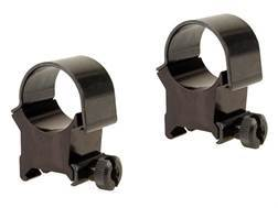 """Weaver 1"""" Top-Mount Weaver-Style Rings Gloss Extra-High"""