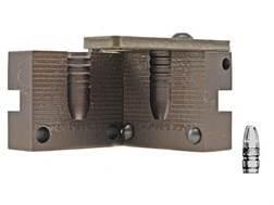 Saeco 1-Cavity Magnum Bullet Mold #352 35 Caliber (358 Diameter) 245 Grain Flat Nose Gas Check