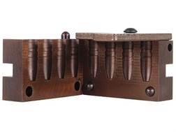 Saeco 4-Cavity Bullet Mold #352 35 Caliber (358 Diameter) 245 Grain Flat Nose Gas Check