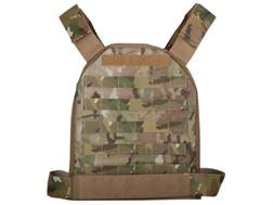 US Palm MOLLE Defender Series Soft Body Armor Level 3A Front and Back Panels 500d Cordura Nylon Multicam Camo Large