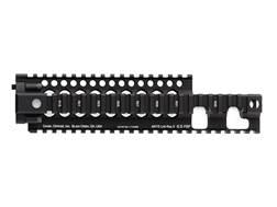 Daniel Defense Lite Rail II 9.5 FSP Free Float Tube Handguard Quad Rail AR-15 Extended Carbine Length Aluminum Black