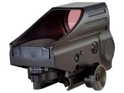 AimShot Compact Reflex Red Dot Sight 1x Green Multi Reticle Matte