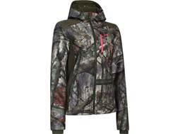 Under Armour Women's Ayton Fleece Hooded Sweatshirt Polyester Mossy Oak Treestand Camo Small 4-6