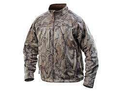 Natural Gear Men's Scent-Tek Performance Scent Control Softshell Jacket Polyester Natural Gear