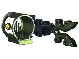 "Trophy Ridge Fire Wire V5 5-Pin Bow Sight .019"" Pin Diameter Right Hand Aluminum Black"