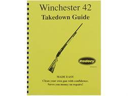 """Radocy Takedown Guide """"Winchester 42"""""""