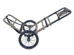 Ameristep Non-Typical Folding Packable Deer Cart Aluminum Tan and Black