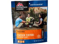 Mountain House Chicken Teriyaki with Rice Freeze Dried Meal 5 oz