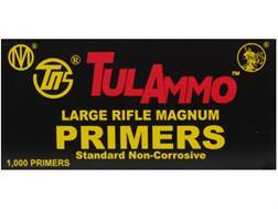 TulAmmo Large Magnum Rifle Primers