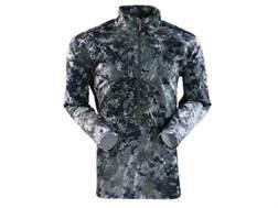 Sitka Gear Men's Core Zip-T Long Sleeve Base Layer Shirt