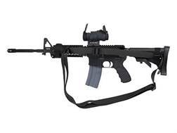 Wilderness Tactical Giles Sling AR-15 A2 Buttstock Oval Right Hand Nylon Black