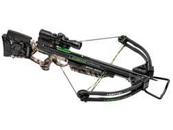 Horton Legend Ultra-Lite Crossbow Package with Pro-View 2 Scope Mossy Oak Treestand Camo