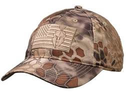 Kryptek Low Profile Camo Flag Cap Highlander Camo