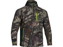 Under Armour Men's ColdGear Infrared Scent Control Anorak Jacket Polyester