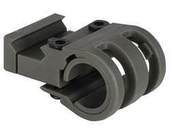 VTAC Offset Picatinny Rail Flashlight Mount Polymer
