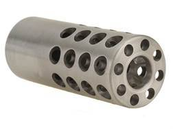 "Vais Muzzle Brake 13/16"" 338 Caliber 9/16""-32 Thread .812"" Outside Diameter x 2"" Length"