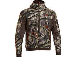 Under Armour Men's Ayton Fleece Hooded Sweatshirt Polyester Mossy Oak Treestand Camo