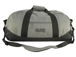 MidwayUSA Medium Duffel Bag Light Gray and Dark Gray