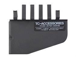 TC Accessories Brass Deflector AR-15 Detachable Carry Handle Steel Matte