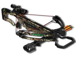 Barnett Raptor FX Crossbow Package with 4 x 32mm Multi-Reticle Scope Realtree APG Camo