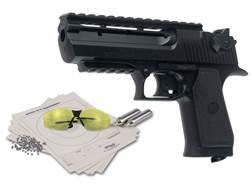 Magnum Research Baby Desert Eagle Air Pistol Kit 177 Caliber BB Black