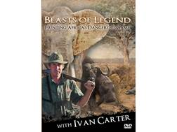"Safari Press Video ""Beasts of Legend: Hunting Africa%X92s Dangerous Game with Ivan Carter"" DVD"