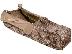 Tanglefree Landing Zone Layout Blind Realtree Max-5 Camo