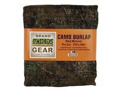 "Primos Blind Material 12' x 54"" Burlap Mossy Oak Break-Up Camo"