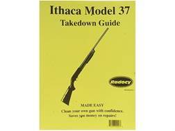 """Radocy Takedown Guide """"Ithaca 37"""""""