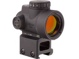 Trijicon MRO Red Dot Sight 2.0 MOA with Picatinny-Style Lower 1/3 Co-Witness Mount Matte
