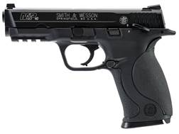 Smith & Wesson M&P 40 Air Pistol 177 Caliber BB Rubber Grip Black