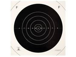 NRA Official F-Class Rifle Targets Repair Center MR-63FC 300 Yard Paper Package of 100