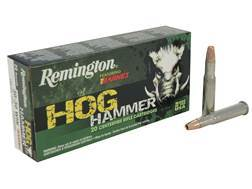 Remington Hog Hammer Ammunition 30-30 Winchester 150 Grain Barnes Triple-Shock X Bullet Hollow Po...