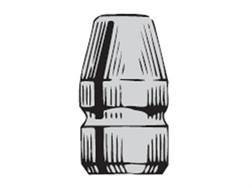 Saeco 1-Cavity Magnum Bullet Mold #047 40 S&W, 10mm (401 Diameter) 200 Grain Truncated Cone Bevel Base