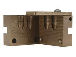 Saeco 2-Cavity Bullet Mold #047 40 S&W, 10mm (401 Diameter) 200 Grain Truncated Cone Bevel Base