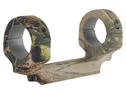 "DNZ Products Game Reaper 1-Piece Scope Base with 1"" Integral Rings Thompson Center Encore, Omega, Triumph APG Camo High"
