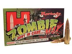 Hornady Zombie Max Ammunition 7.62x39mm 123 Grain Z-Max Box of 20