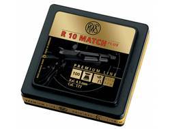 RWS R10 Match Plus Light Airgun Pellets 7.0 Grain Flat Nose Box of 500