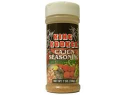 King Kooker Cajun Seasoning Mix 7 oz