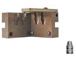 Saeco 2-Cavity Bullet Mold #048 40 S&W, 10mm (401 Diameter) 200 Grain Semi-Wadcutter Bevel Base