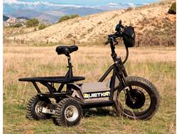 QuietKat Rancher AP 72 Volt Electric Utility Vehicle