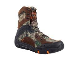 "Rocky Athletic Mobility 8"" 800 Gram Waterproof Insulated Hunting Boot L2  Leather/Nylon Mossy Oak Infinity Size 9"