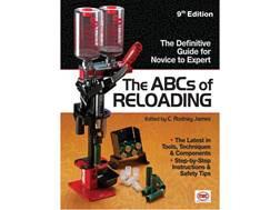 """The ABCs Of Reloading: The Definitive Guide for Novice to Expert"" Book by Rodney James"