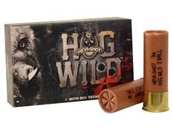 "Hevi-Shot Hog Wild Ammunition 12 Gauge 3"" Two 625 Caliber Round Balls Lead-Free Box of 5"