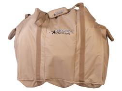 Rig'Em Right 6-Slot Full Body Goose Decoy Bag Tan