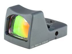 Trijicon RMR Reflex Red Dot Sight 3.25 MOA Cerakote Sniper Gray