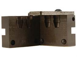 Saeco 2-Cavity Bullet Mold #416 41 Auto (411 Diameter) 170 Grain Semi-Wadcutter Bevel Base