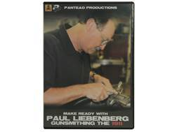 "Panteao ""Make Ready with Paul Liebenberg: Gunsmithing the 1911"" DVD"